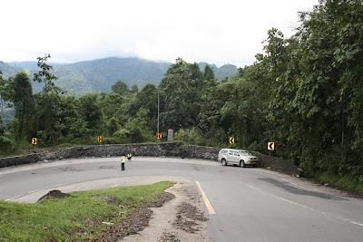 Penampang Sabah Crash