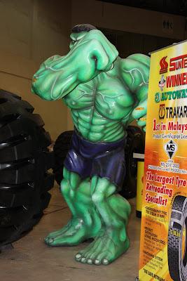 MIREX Hulk