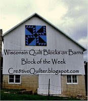 Blocks on Barns Block of the Week
