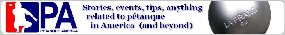 Petanque America