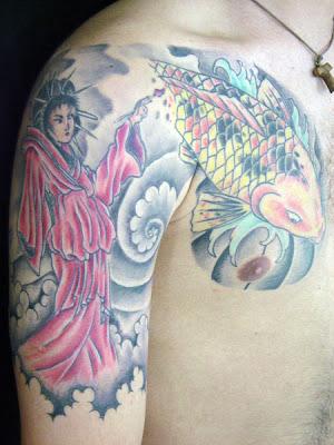 Tatuagem Corpo Decorado Fotos