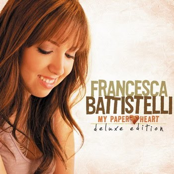 francesca battistelli my paper heart Tabbed by: michelle / [intro] c5 d#5 e5 f5 g5 g#5 a#5 x2 / [verse 1] c5 a5 well i've been treated like a valentine c5 a5 that's been ripped apart and left behind bb5 i'm a fragile girl.