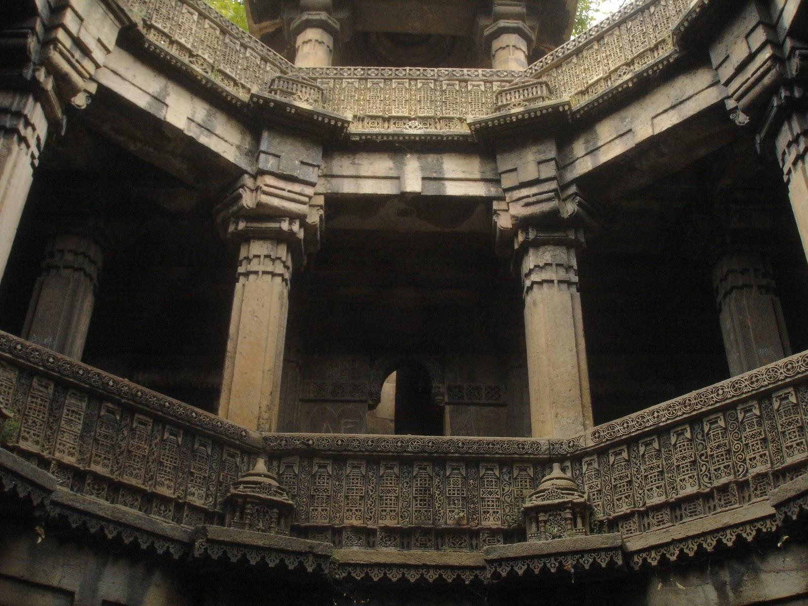 Step Wells Of Ahmedabad Dada Hari Ni Vav Mata Bhawani Ni Vav