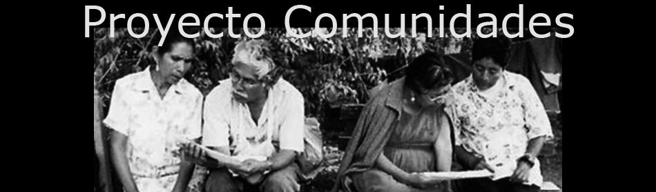 Proyecto Comunidades