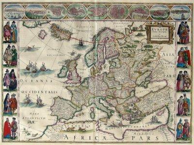 [MAPhanddrawnEuropa]