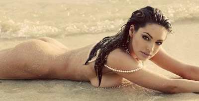 Fotos De Kelly Brook Desnuda En La Playa