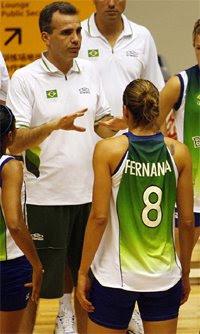 Fernanda Beling e Paulo Bassul / Foto: CBB