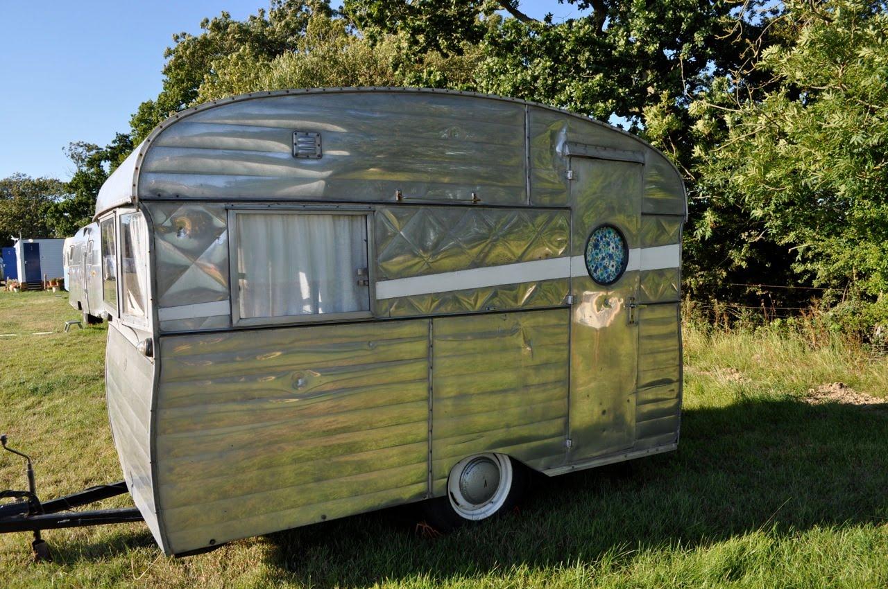 Beautiful Modern Gypsy Caravan The Polka Dot Gypsy Caravan
