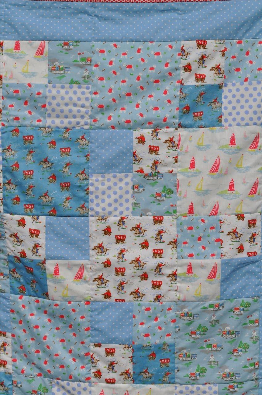 Baby Gift Emporium : Henhouse emporium baby cot quilt