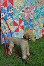Munchkin's First Pinwheel Quilt