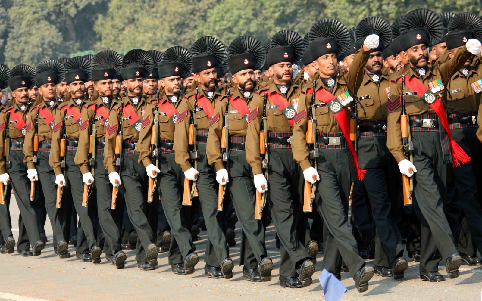 印陸軍拉吉普塔納團