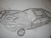une autre voiture. voici une de mes création. Aucun commentaire: (dessin voiture )
