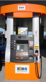 The number of E85 refueling stations nationally tops 1600 in June.