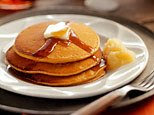 from scratch pancakes