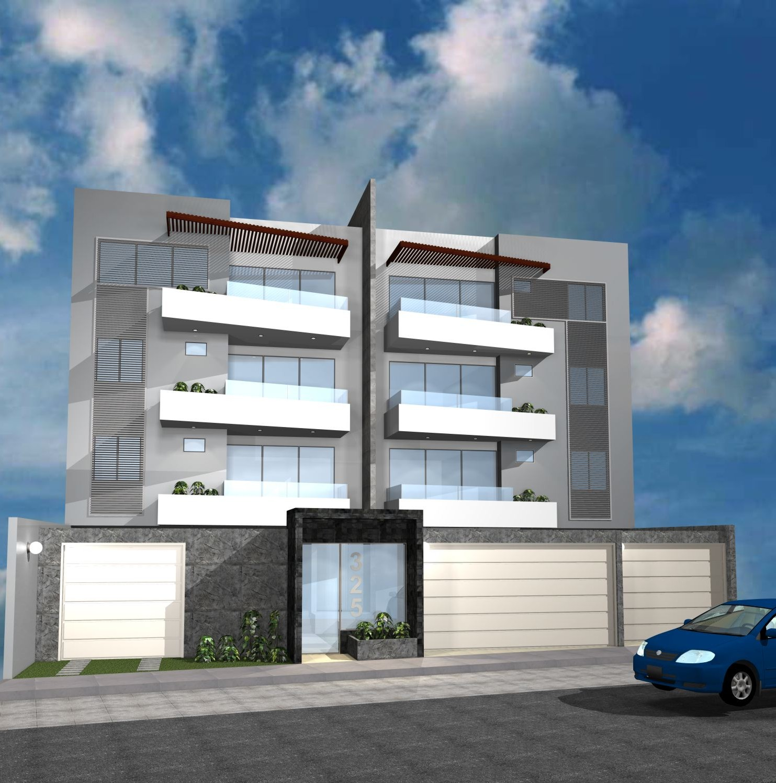 Modelos de edificios de 4 pisos tattoo design bild for Planos de casas chicas