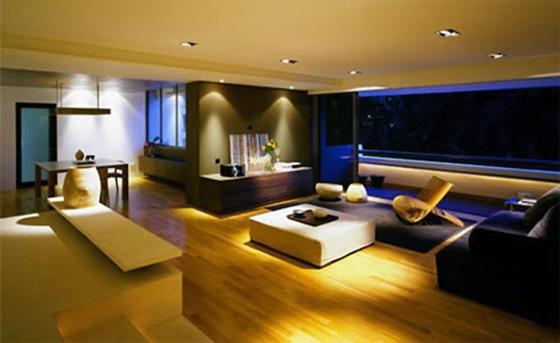 Dise o de interiores dise os de departamentos for Disenos de departamentos minimalistas