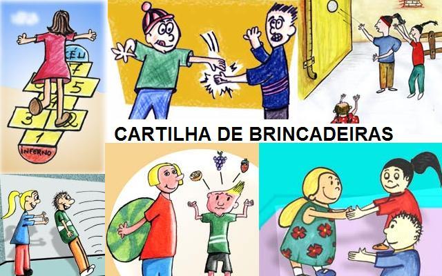 Famosos BLOGÃO DA EDUCAÇÃO FÍSICA: CARTILHA DE BRINCADEIRAS DJ53