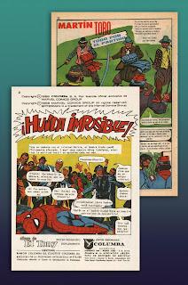contenido del Hombre Araña 221, el Tony