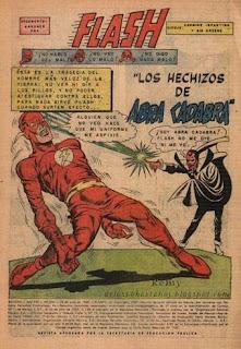 título Batman Nº436 presenta Flash, Novaro