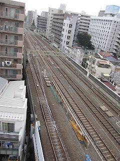 京王線笹塚駅引き上げ線 複分岐器導入で10両対応へ