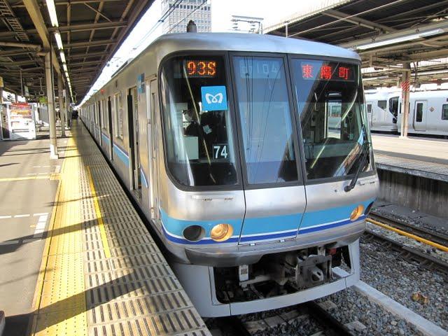 東東京メトロ東西線 東陽町行4 07系(平日11本運行)