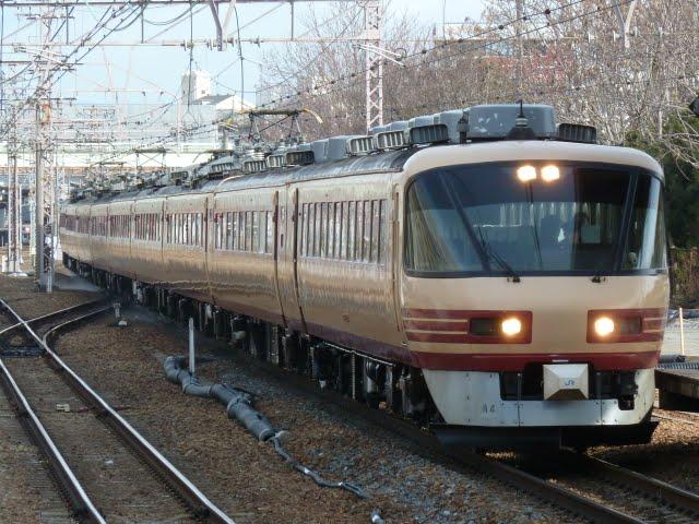 特急 雷鳥33号 金沢行き 485系 廃止