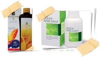 Hot Selling -Bidadari&Spirulina
