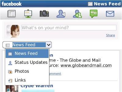 Descargar FB en BB
