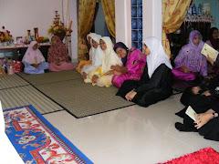 1430/2009 Anak Cucu Kabare di majlis Khatam Qur'an