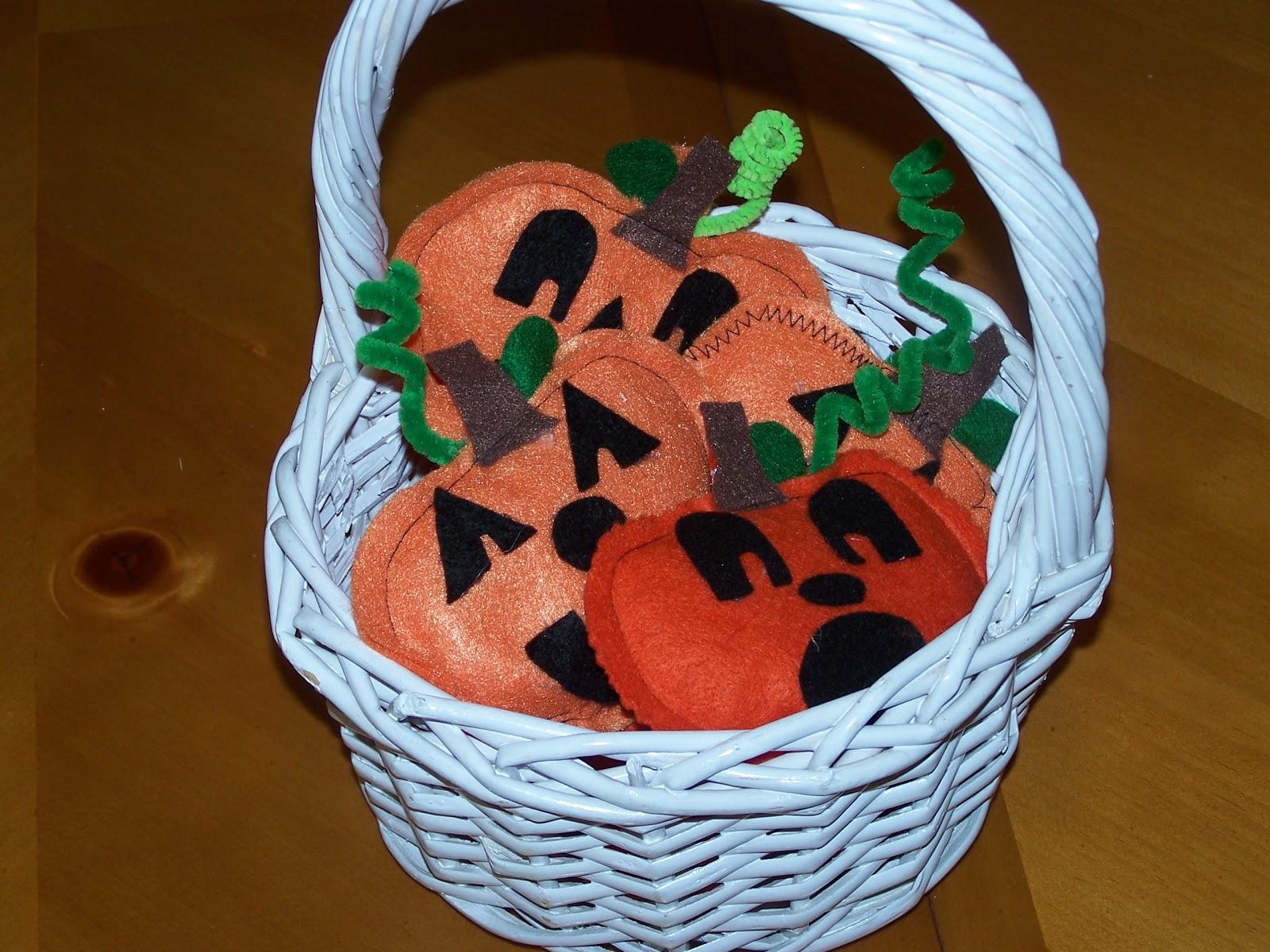 Top Piece of The Pumpkin