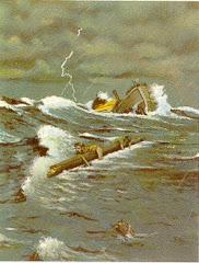 El naufragio de Pablo