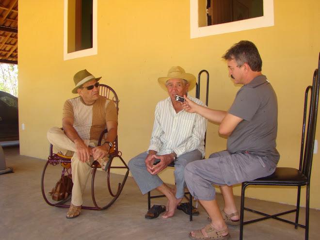 SERTÃO DO CARIRI PARAIBANO (Fazenda São Francisco do Poeta Zé de Cazuza)