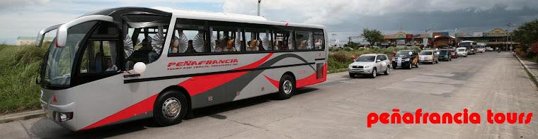 peñafrancia tours