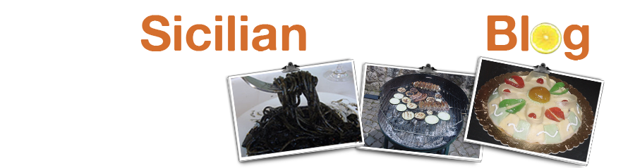The Sicilian Cuisine Blog