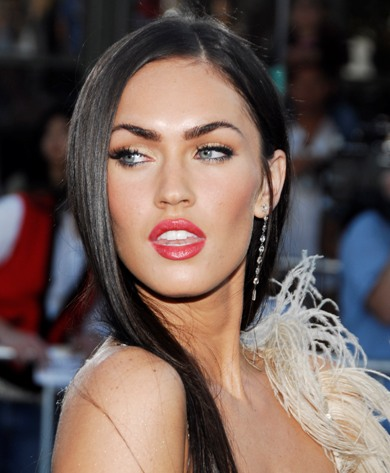 megan fox plastic surgery lips. done more plastic surgery