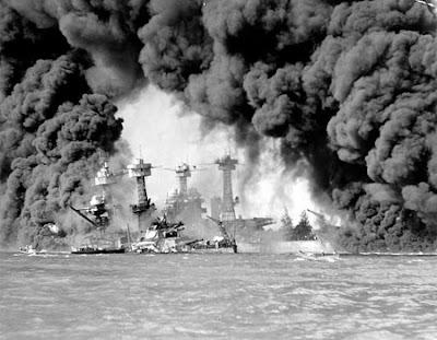 serangan jepang ke pearl harbour