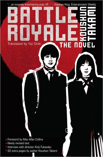 battle royale book completed