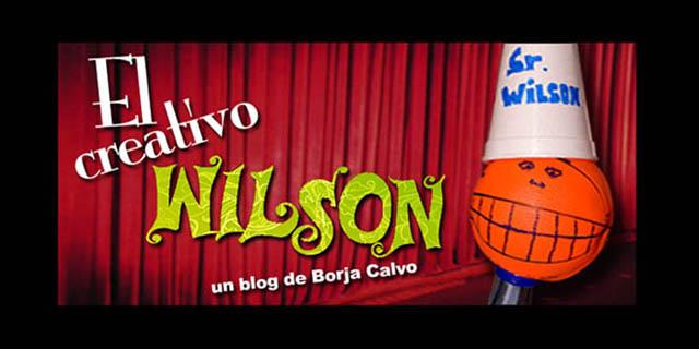 El creativo Wilson