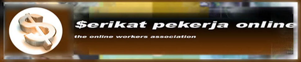 serikat pekerja online