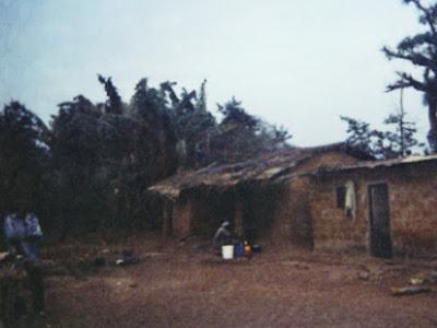 Racconto per immagini: Il Villaggio di Yakassè.