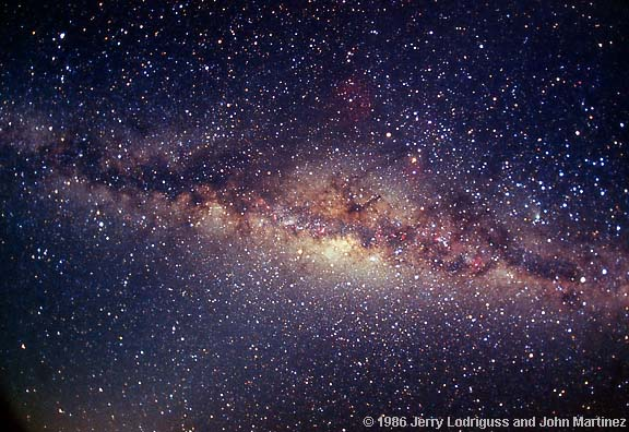 galaxy, the Milky Way
