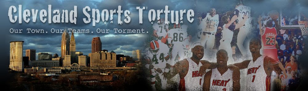Cleveland Sports Torture