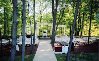 There Is A Nature Inspired Landscape Known As The Ceremonial Grove That Perfect For Ceremonies Up To 150 Guests Has White Arbor