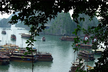 la baie d'along vietnam