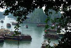 baie halong vietnam