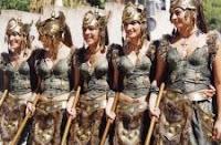 Mujeres Guerrera