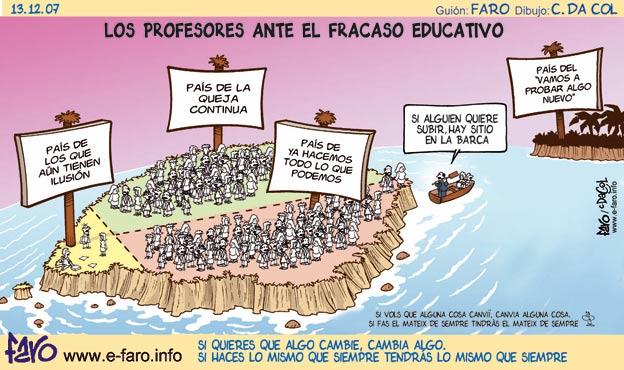 ¿Qué está pasando con la educación?