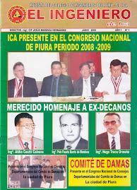 REVISTA EL INGENIERO DE ICA