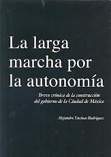 La larga marcha por la autonomía
