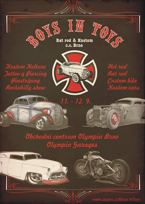 1. hot ros + kustoms show ,Czech republic